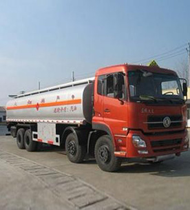 柴油运输车队