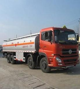 青岛汽油运输车队