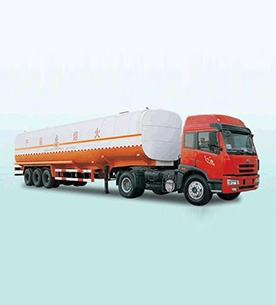 汽油运输车队