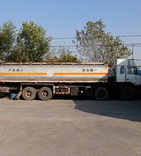 潍坊汽油车队