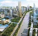 城市核心区域